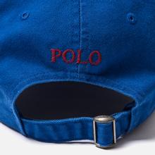 Кепка Polo Ralph Lauren Classic Sport Cotton Chino Saphire Star фото- 3