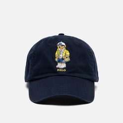 Кепка Polo Ralph Lauren Classic Sport Cotton Twill Aviator Navy