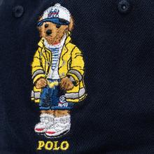 Кепка Polo Ralph Lauren Classic Sport Cotton Twill Aviator Navy фото- 3
