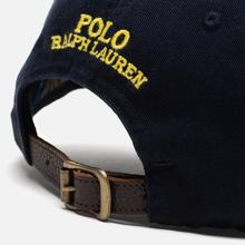 Кепка Polo Ralph Lauren Classic Sport Cotton Twill Aviator Navy фото- 4