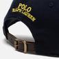 Кепка Polo Ralph Lauren Classic Sport Cotton Twill Aviator Navy фото - 4