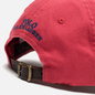 Кепка Polo Ralph Lauren Classic Sport Cotton Twill Nantucket Red фото - 4
