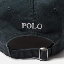 Кепка Polo Ralph Lauren Classic Sport Dark Carbon Grey фото- 3