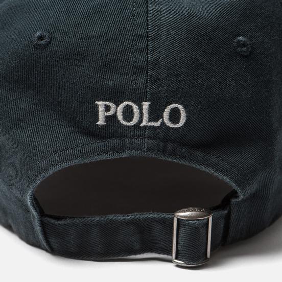Кепка Polo Ralph Lauren Classic Sport Dark Carbon Grey