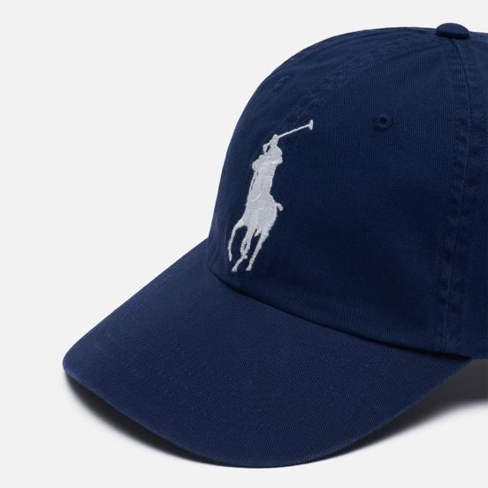 Кепка Polo Ralph Lauren Classic Sport Embroidered Logo Navy