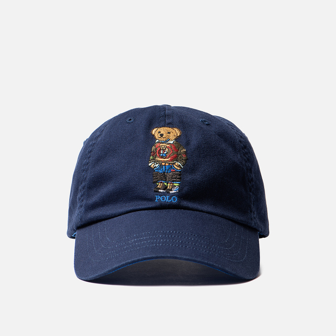Кепка Polo Ralph Lauren Polo Bear Cotton Chino Newport Navy/Hiking Bear