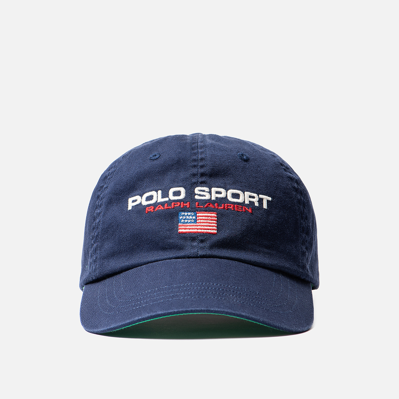 Кепка Polo Ralph Lauren Polo Sport Flag Embroidered Newport Navy