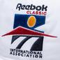 Кепка Reebok Classic Graphic International Association White фото - 3