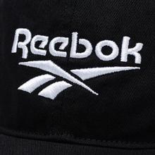 Кепка Reebok Classic Vector Black фото- 3