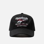 Кепка Reebok Classic Vector Printemps Ete Black фото- 0