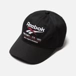 Кепка Reebok Classic Vector Printemps Ete Black фото- 1