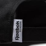Кепка Reebok Classic Vector Printemps Ete Black фото- 4