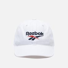 Кепка Reebok Classic Vector White фото- 0