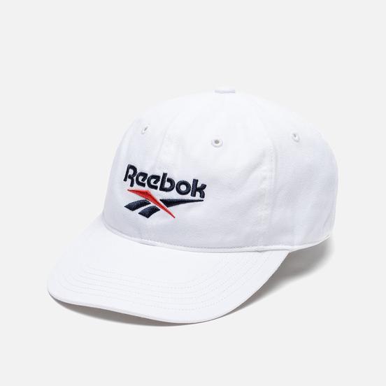 Кепка Reebok Classic Vector White