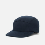 Reigning Champ Midweight Terry 5 Panel Cap Navy photo- 1