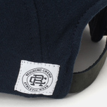 Кепка Reigning Champ Midweight Terry 5 Panel Navy фото- 3