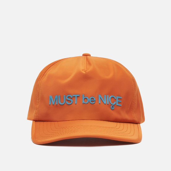 Кепка RIPNDIP Blur Nylon 5 Panel Snapback Orange