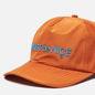 Кепка RIPNDIP Blur Nylon 5 Panel Snapback Orange фото - 2