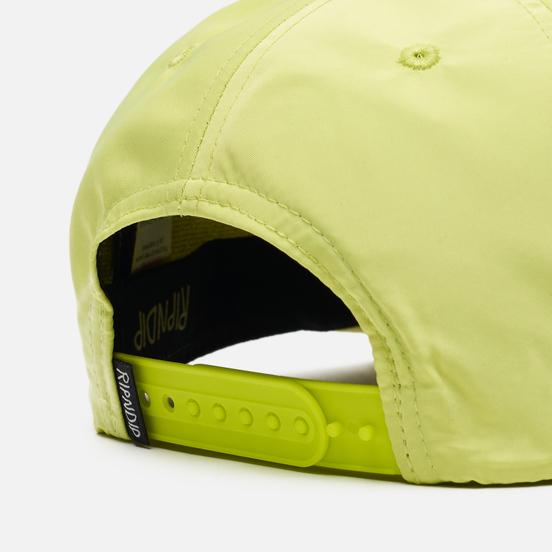 Кепка RIPNDIP Blur Nylon 5 Panel Snapback Yellow