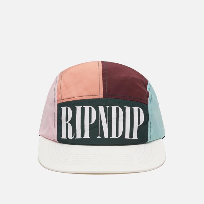 Кепка RIPNDIP Chromatic Camper Multicolor