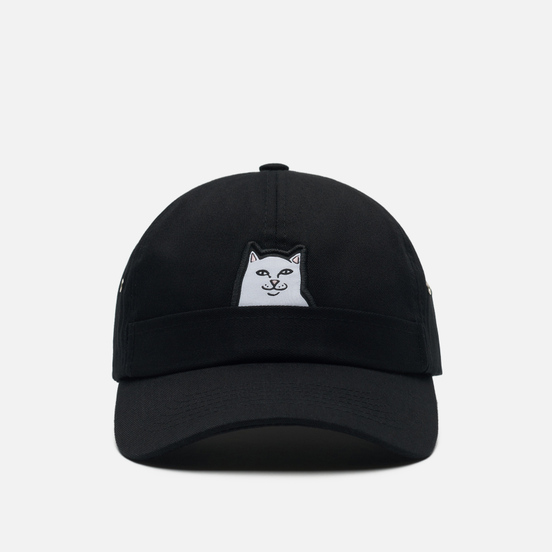 Кепка RIPNDIP Lord Nermal 6 Panel Pocket Black