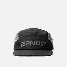 Кепка RIPNDIP Nerm Flight Camper Black фото- 0