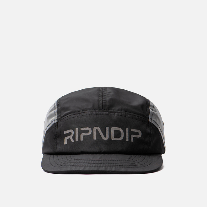 Кепка RIPNDIP Nerm Flight Camper Black