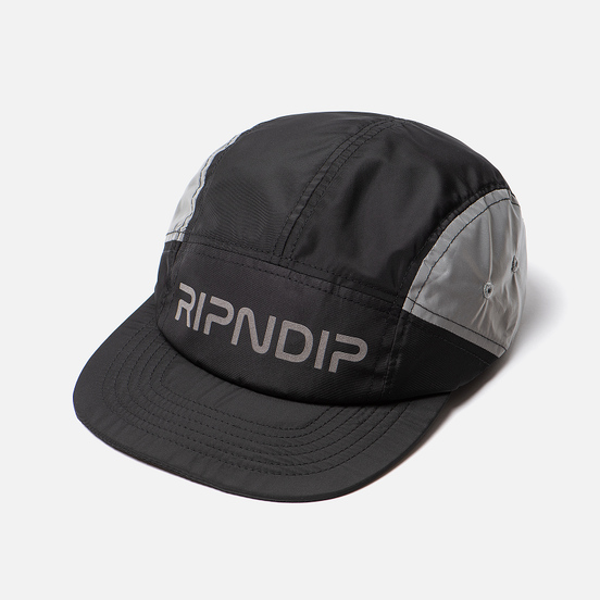 Кепка RIPNDIP Nerm Flight Camper Black