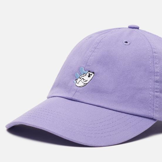 Кепка RIPNDIP Nermal Splash Dad Lavender