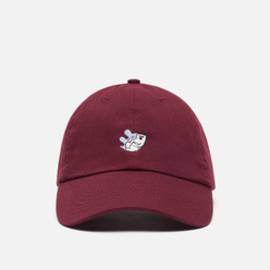Кепка RIPNDIP Nermal Splash Dad Maroon