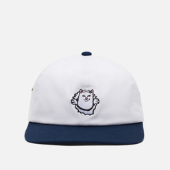 Кепка RIPNDIP Nermamaniac 6 Panel White/Navy