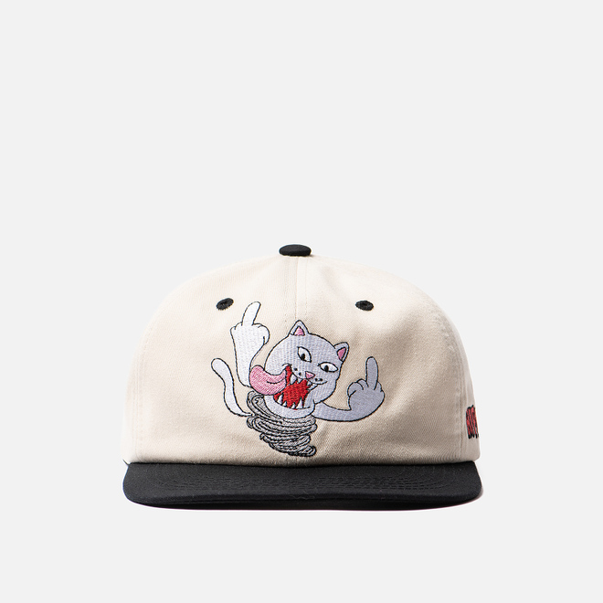 Кепка RIPNDIP Nermanian Devil Strapback Tan/Black