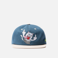 Кепка RIPNDIP Nermanian Devil Strapback Tan/Green
