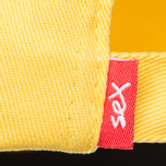 Кепка Sex skateboards Sex Logo 6 Panels Yellow фото- 3