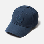 Кепка Stone Island Compass Embroidery Front Marine Blue фото- 2