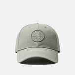 Кепка Stone Island Compass Embroidery Front Sage Green фото- 0