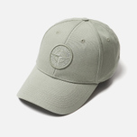 Кепка Stone Island Compass Embroidery Front Sage Green фото- 2