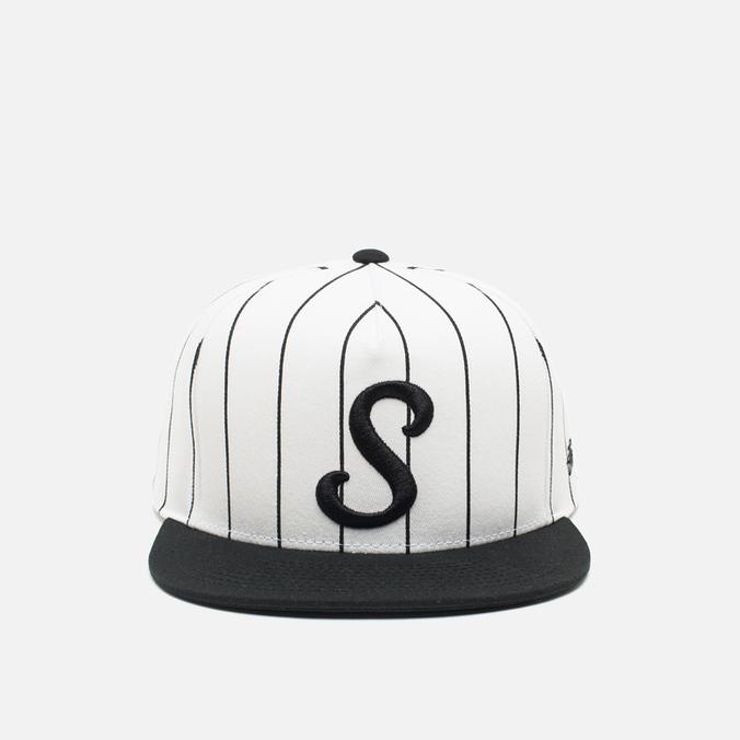 Кепка Stussy Classic S Stripe Black
