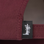 Кепка Stussy Cotton Nylon Burgundy фото- 3