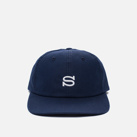 Кепка Stussy Cotton Nylon Navy