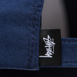 Кепка Stussy Cotton Nylon Navy фото- 3