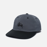 Кепка Stussy Mini Houndstooth Black фото- 1