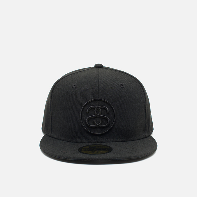 Кепка Stussy SS-Link SP16 New Era Black