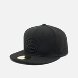 Кепка Stussy SS-Link SP16 New Era Black фото- 1