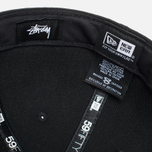 Кепка Stussy SS-Link SP16 New Era Black фото- 4