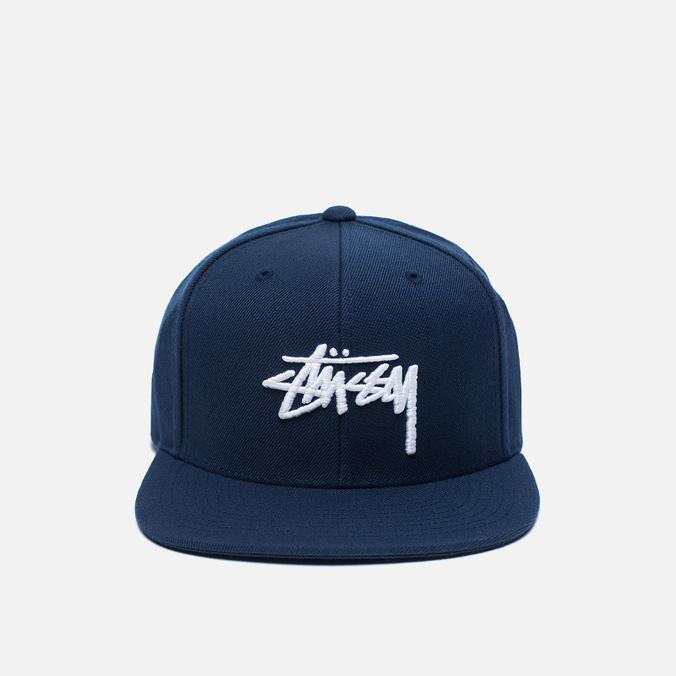 Кепка Stussy Stock FA16 Navy