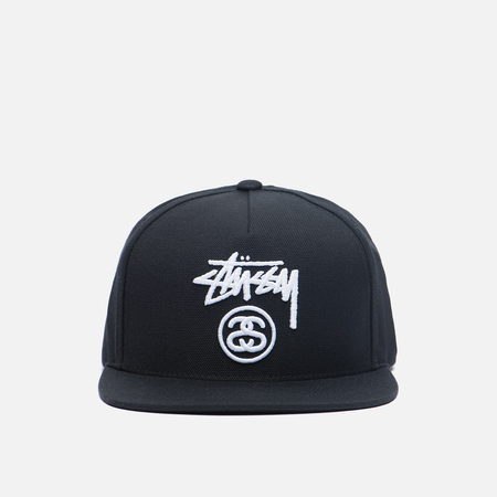 Кепка Stussy Stock Lock HO16 Black