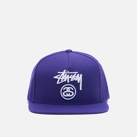 Кепка Stussy Stock Lock HO16 Purple