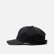 Кепка Stussy Stock Low Pro Embroidered Logo Black фото- 1