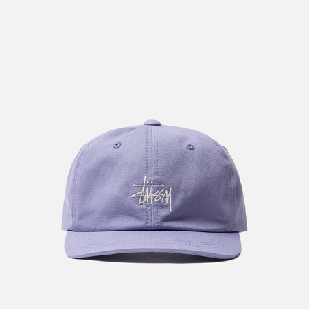 Кепка Stussy Stock Low Pro Lavender